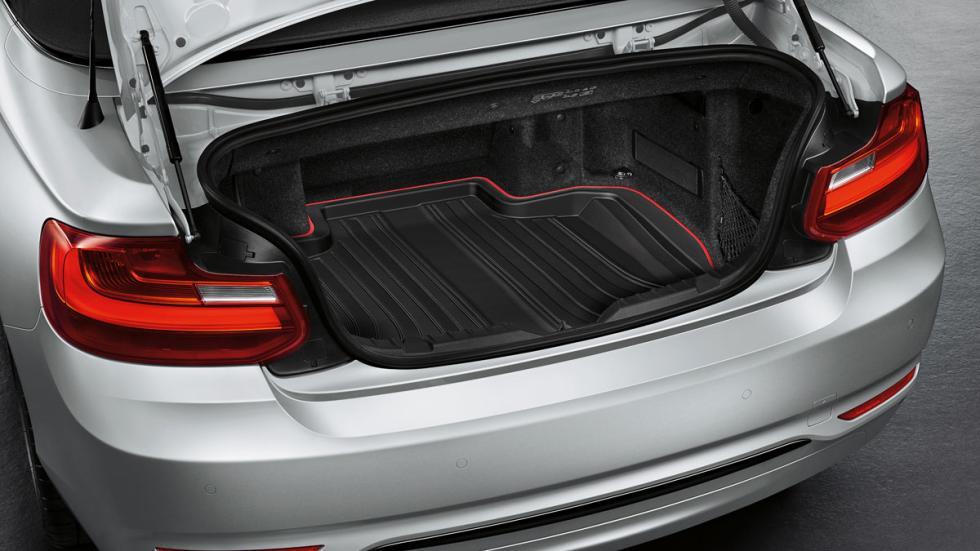 BMW Serie 2 Cabrio maletero
