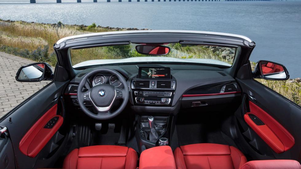 BMW Serie 2 Cabrio interior