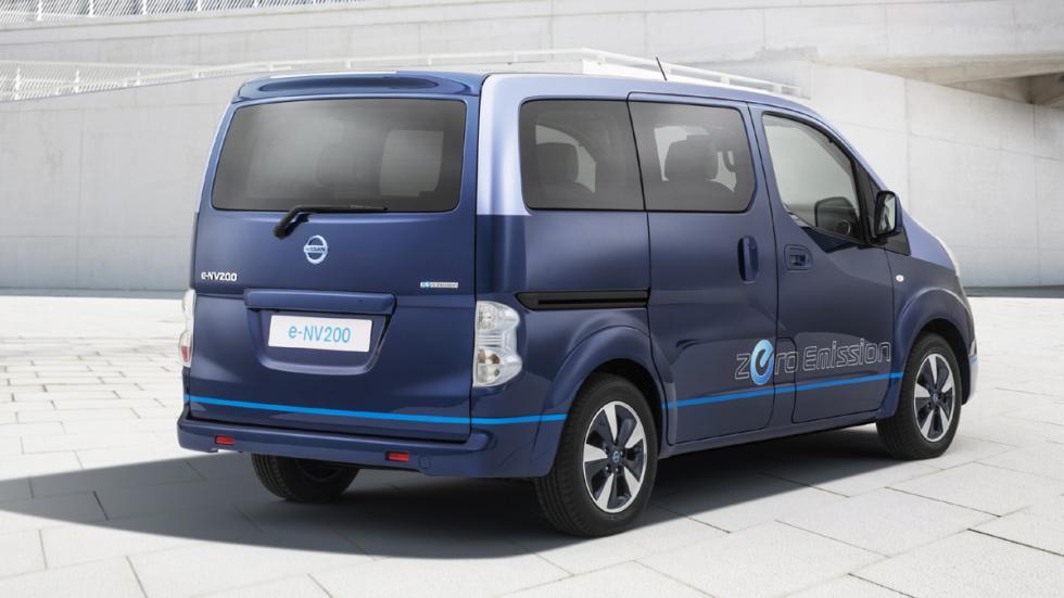 Nissan e-NV200 Concept VIP trasera