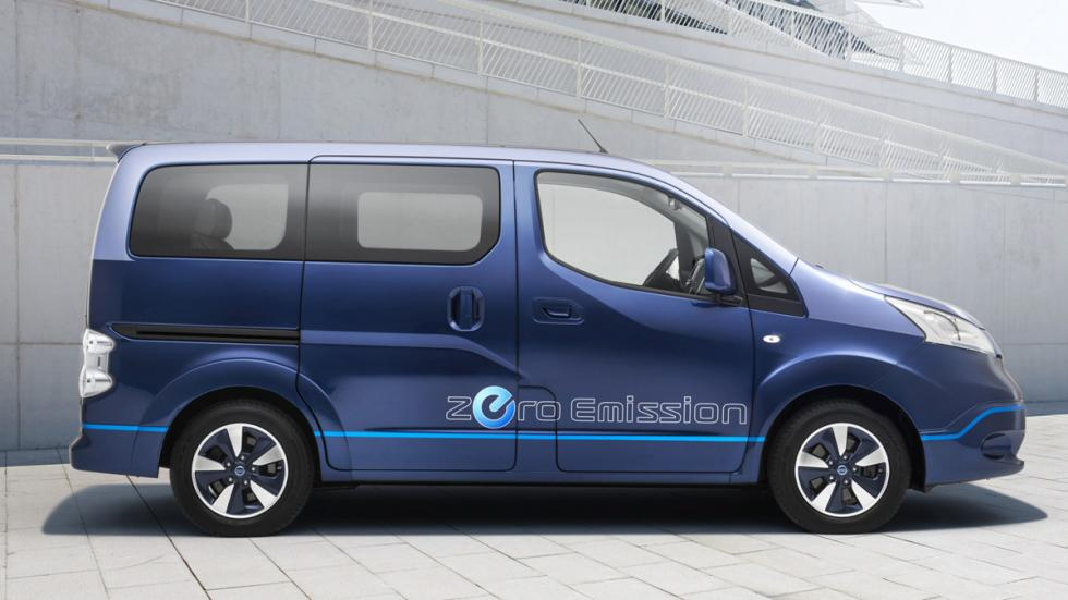 Nissan e-NV200 Concept VIP lateral