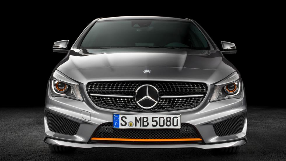 Mercedes CLA Shooting Brake frontal