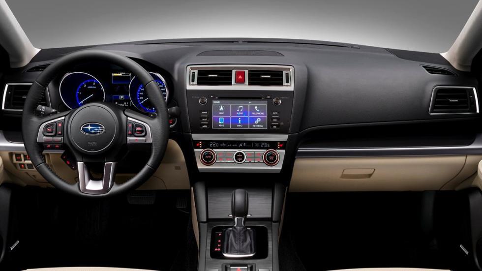 Subaru Outback 2015 salpicadero
