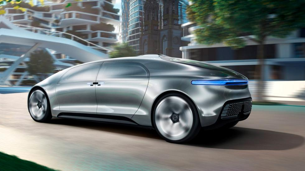 Mercedes-Benz-F015 Luxury in Motion Concept 2015 - 3