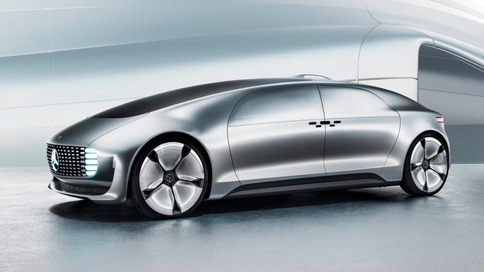 Mercedes-Benz-F015 Luxury in Motion Concept 2015 - 6