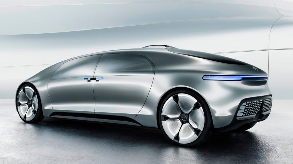 Mercedes-Benz-F015 Luxury in Motion Concept 2015 - 7