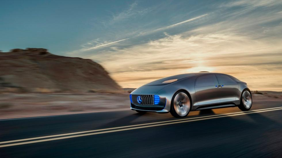 Mercedes-Benz-F015 Luxury in Motion Concept 2015 - 8