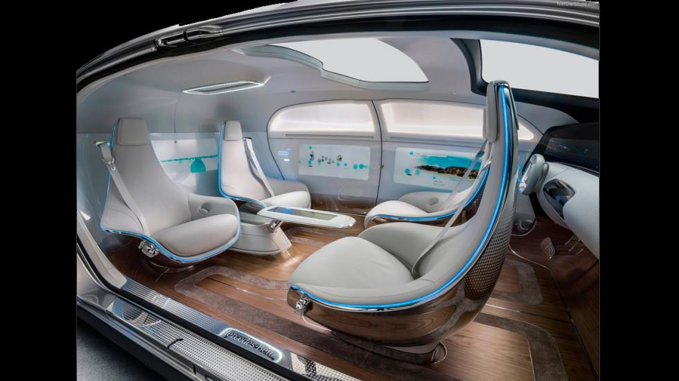 Mercedes-Benz-F015 Luxury in Motion Concept 2015 - 13