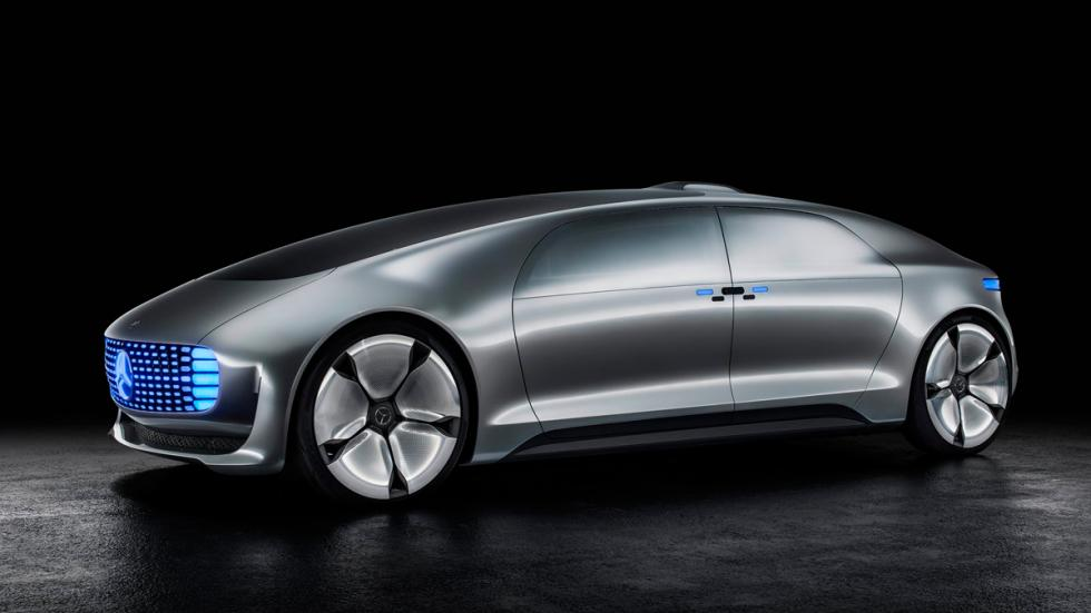 Mercedes-Benz-F015 Luxury in Motion Concept 2015 - 22