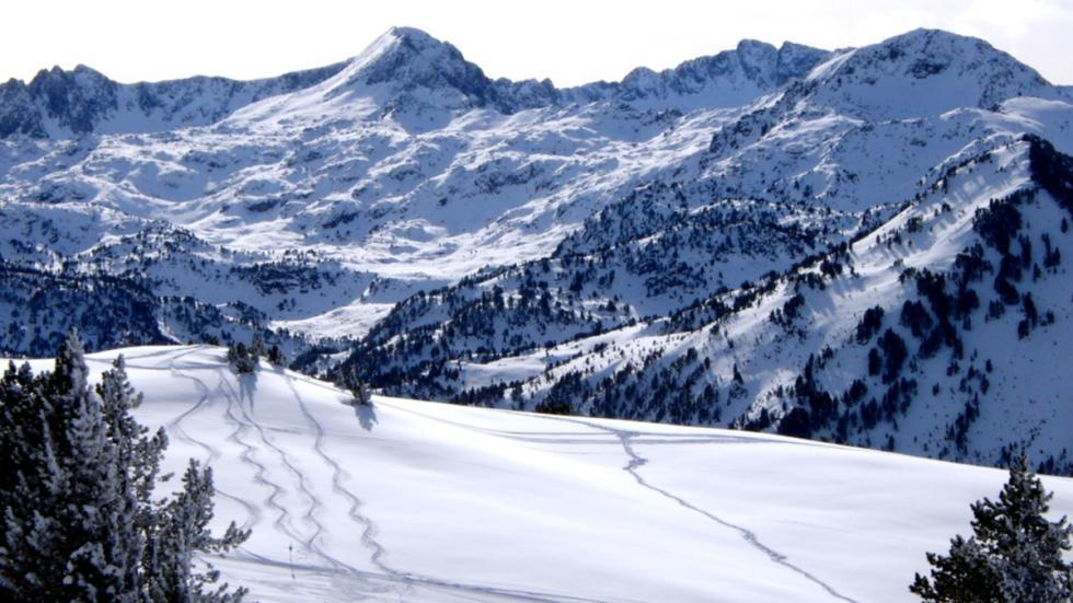 Mejores estaciones esquí España Baqueira-Beret 2