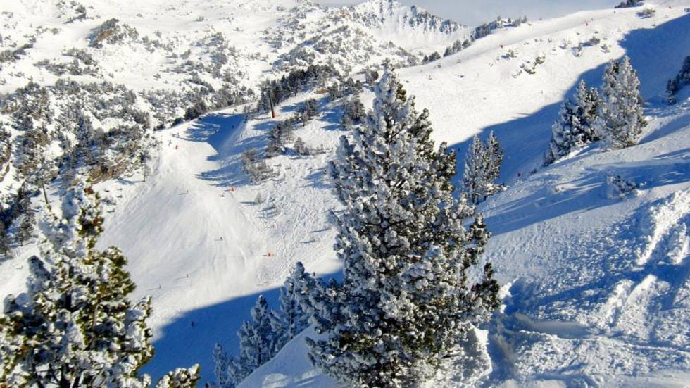 Mejores estaciones esquí España Baqueira-Beret 3