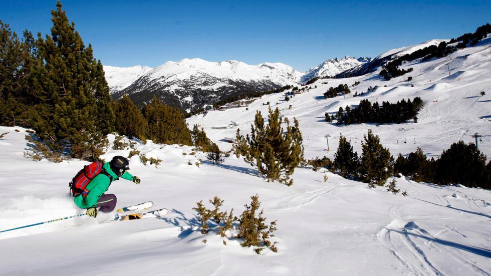Mejores estaciones esquí España GrandValira 2
