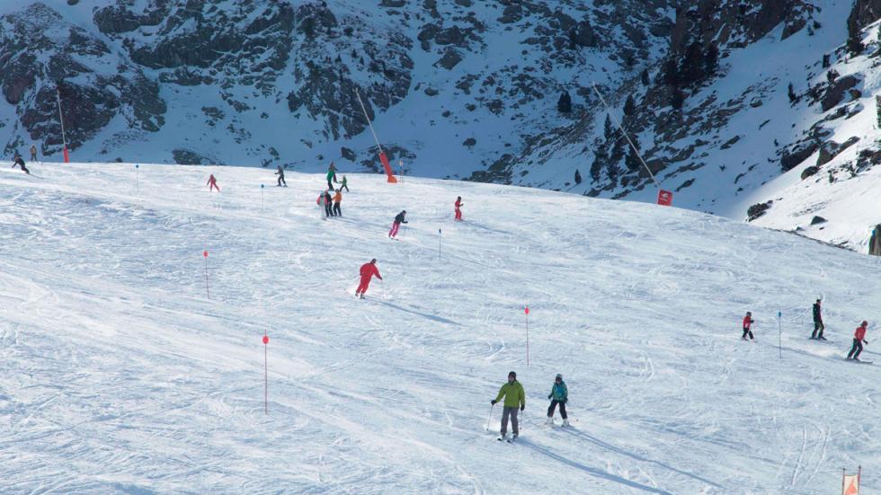 Mejores estaciones esquí españa formigal panticosa pistas