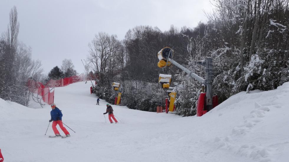 Mejores estaciones esquí españa formigal panticosa pista estrimal