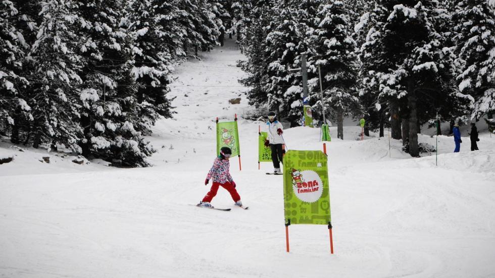 Mejores estaciones esquí españa cerler nina