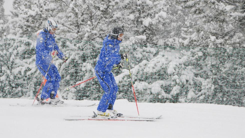 Mejores estaciones esquí españa cerler nevada
