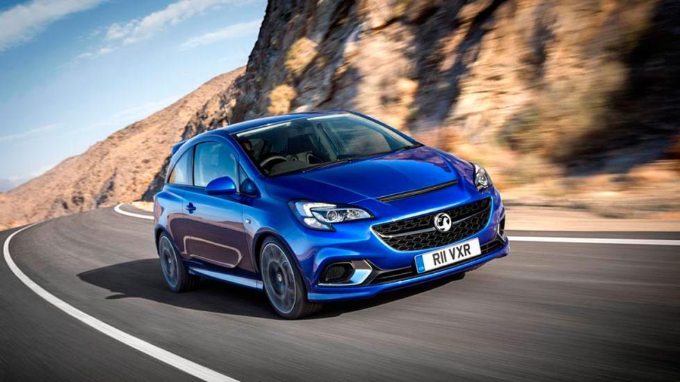 Opel Corsa OPC 2015 dinamica