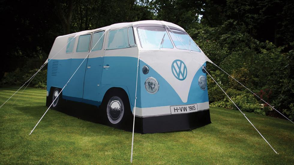 Tienda de campaña furgoneta VW T1