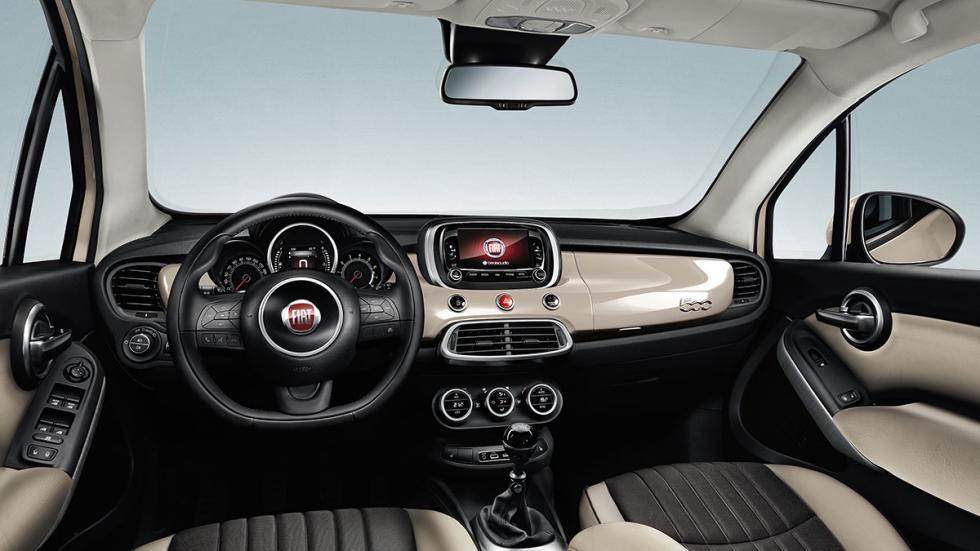 Habitáculo Fiat 500X