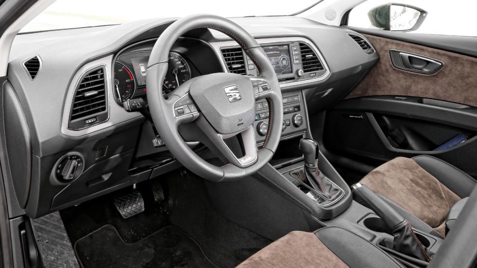 Seat León X-Perience interior