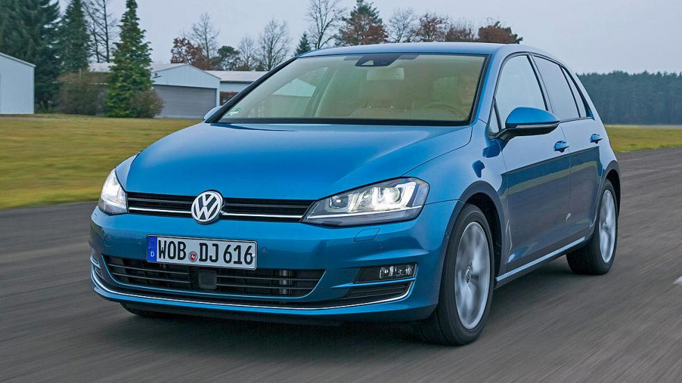 VW Golf 2.0 BlueTDI Highline (150 CV): Oficial: 4,1l. Test: 5,5l. Desviación: 34