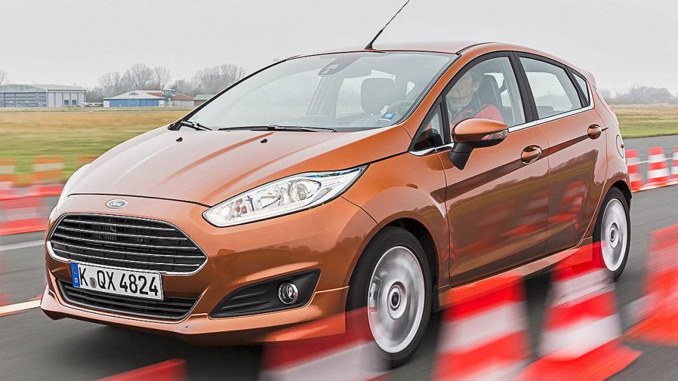 Ford Fiesta 1.0 EcoBoost Start-Stop (140 CV): Oficial: 4,5l. Test: 6,1l. Desviac