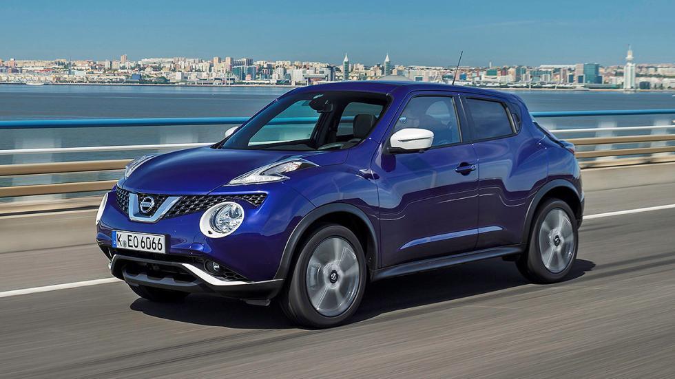Nissan Juke 1.5 dCi Tekna (110 CV): Oficial: 4l. Test: 5,7l. Desviación: 42,5%