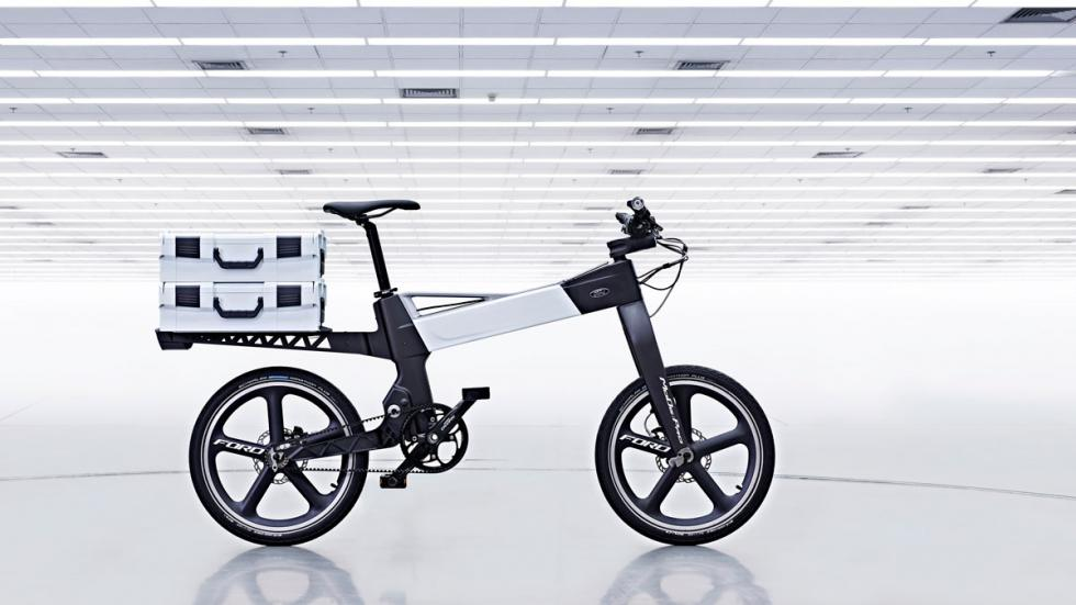 Ford MWC 2015 bicicleta electrica mode:pro