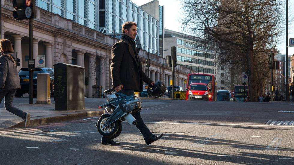 Ford MWC 2015 bicicleta electrica mode:me