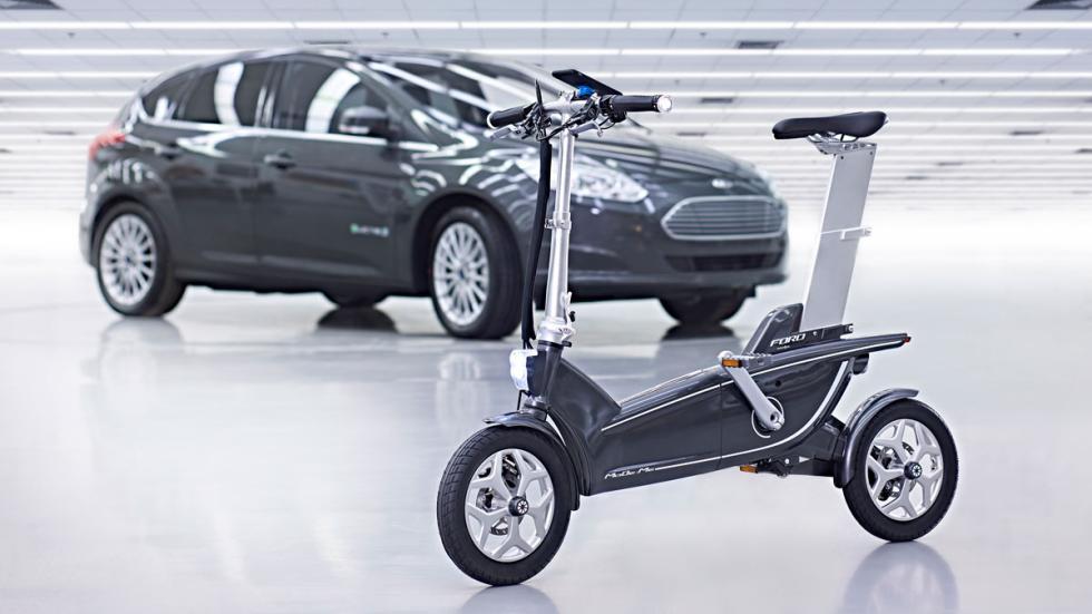 Ford MWC 2015 bicicleta electrica
