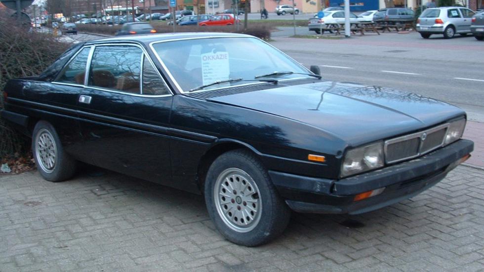 coches-raros-propias-marcas-Lancia-Gamma-Coupé