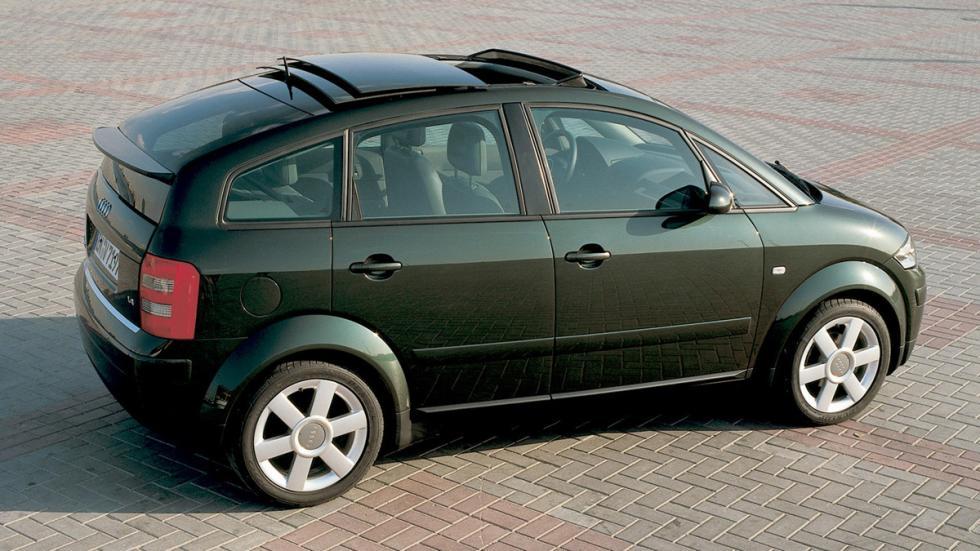 coches-raros-propias-marcas- Audi-A2-zaga