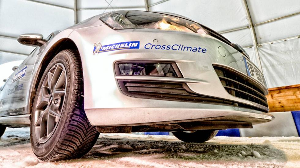 Michelin CrossClimate certificado para invierno