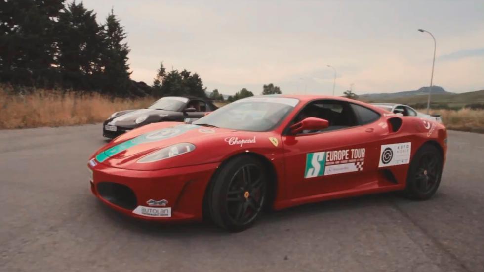 Ruta europea 6to6 - Ferrari F430
