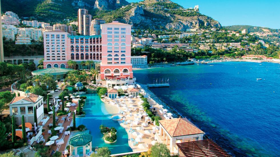 Ruta europea 6to6 - Hotel de Mónaco