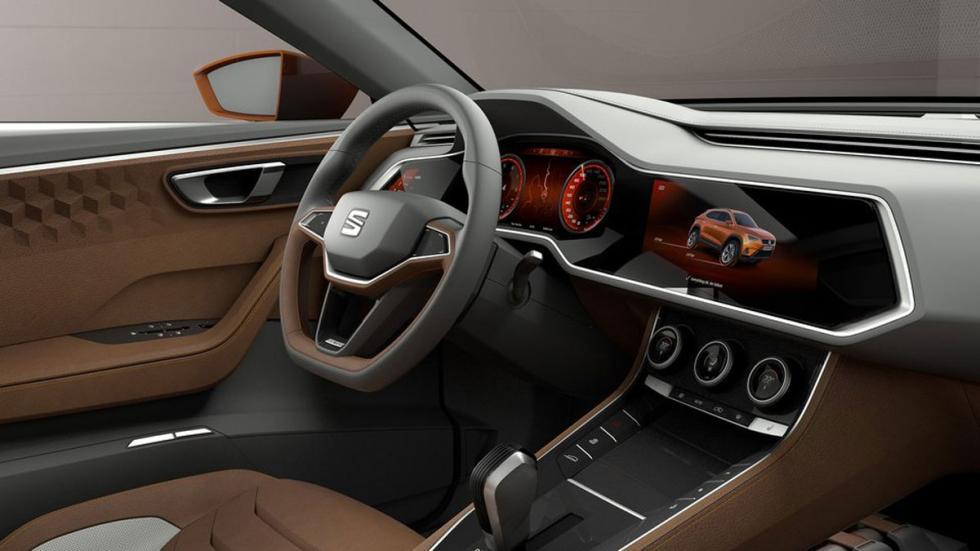 Seat 20V20 Concept interior 2