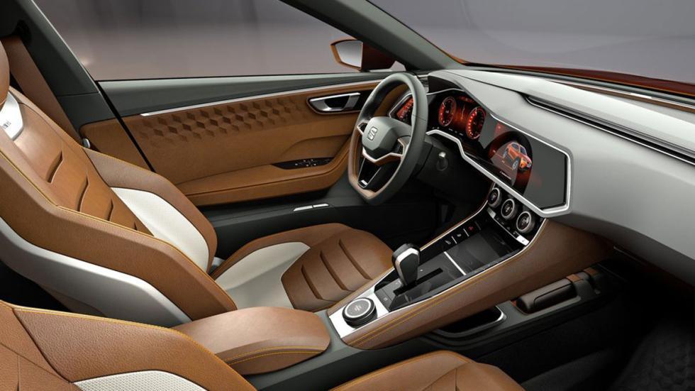 Seat 20V20 Concept interior 3