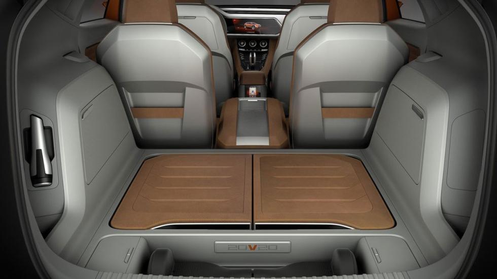 Seat 20V20 Concept detalle 2