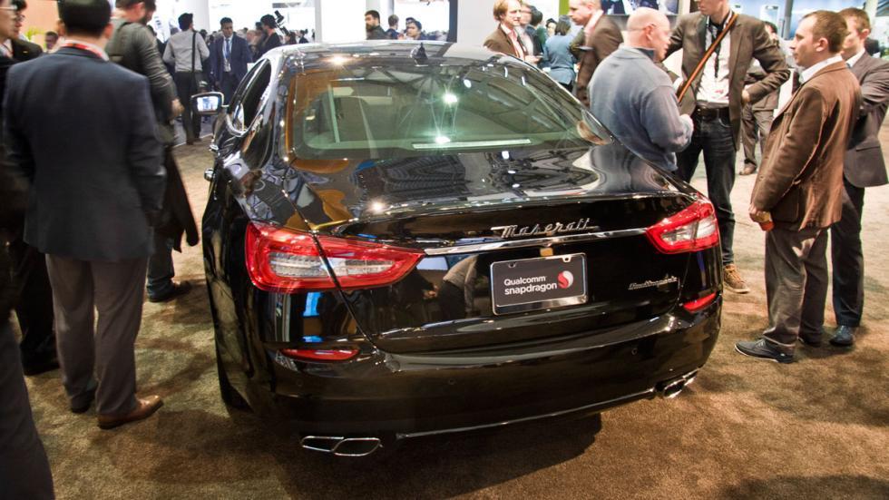 Qualcomm Maserati Concept