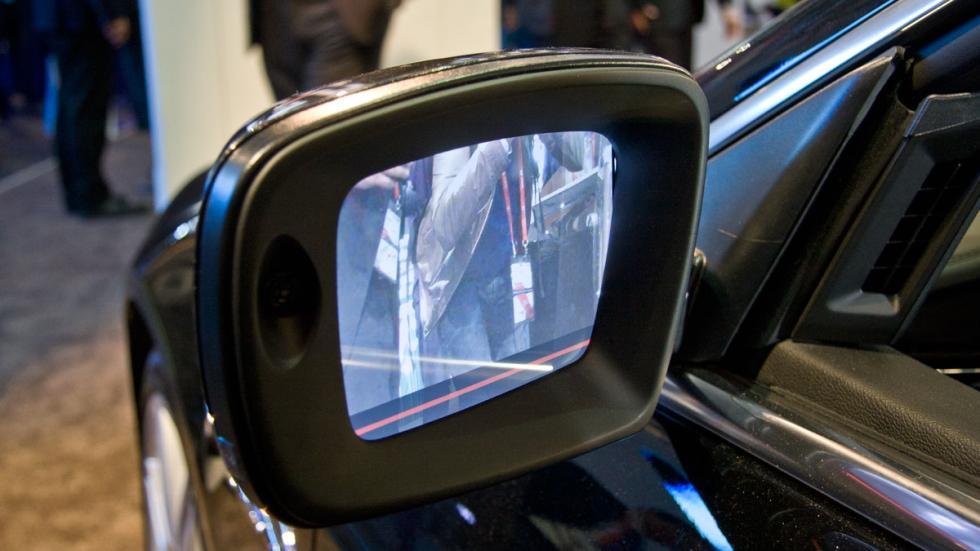 Qualcomm Maserati Concept retrovisores