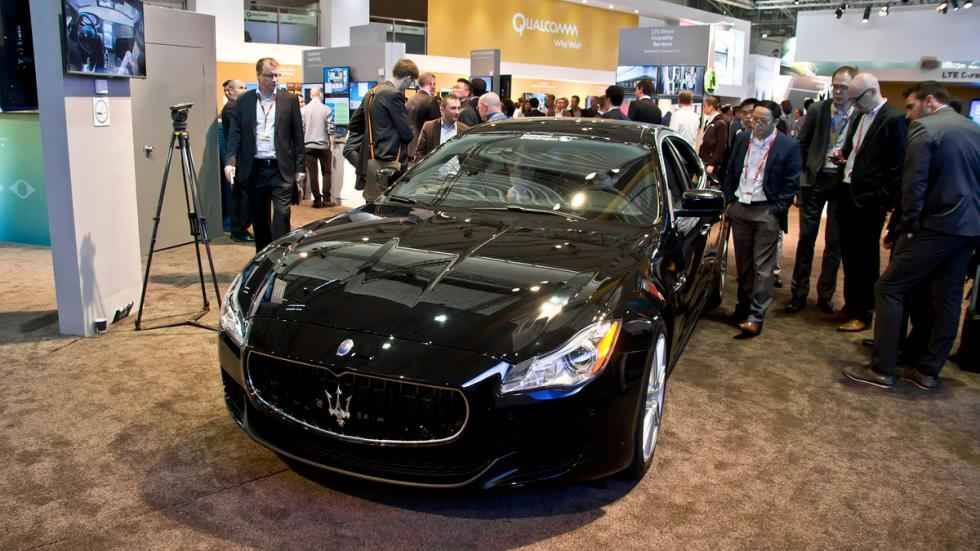 Qualcomm maserati