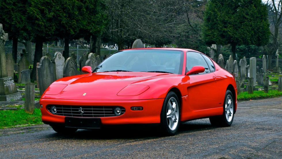 Subasta millonaria en Silverstone - Ferrari 456M