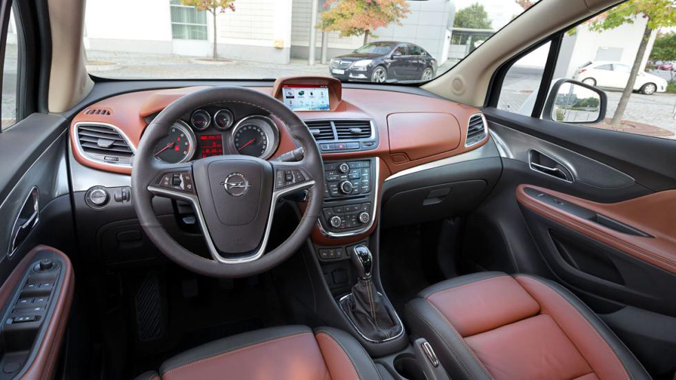 Opel Mokka 1.6 CDTI interior