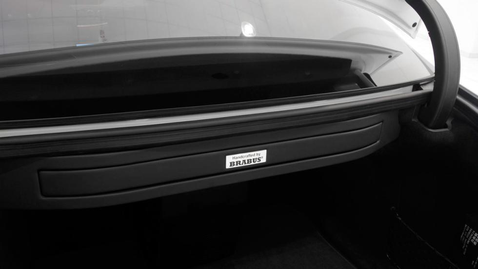 Brabus Rocket 900 detalles