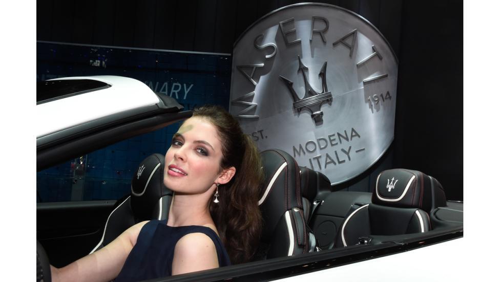 Ermenegildo Zegna firma un acuerdo con Maserati - Maserati GranCabrio MC