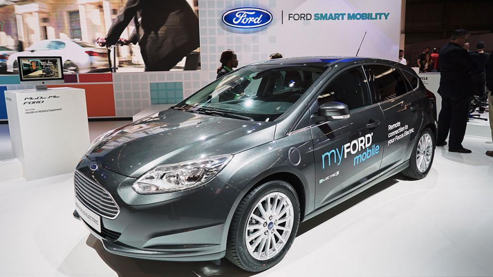 Aplicaciones disponibles para Ford SYNC en el Mobile World Congress 2015