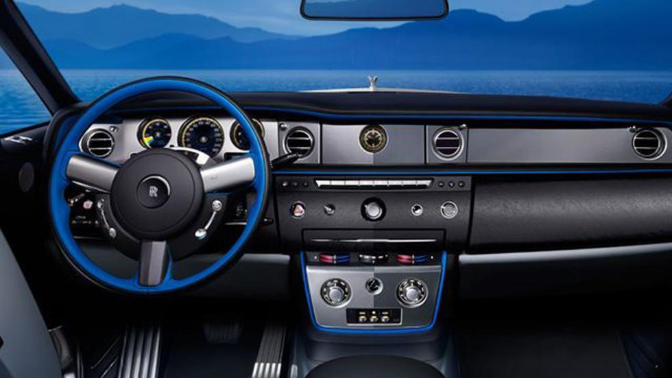 Rolls-Royce Phantom Drophead Coupe Waterspeed interior