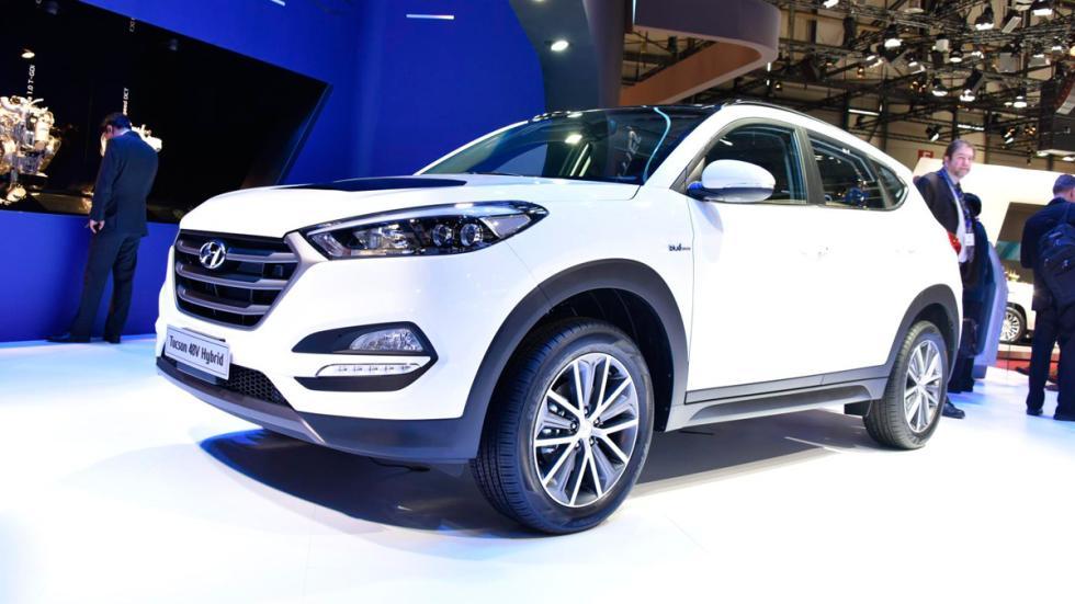 Hyundai Tucson 2015 delantera