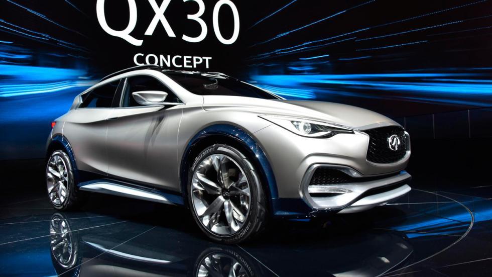 Infiniti QX30 Concept delantera