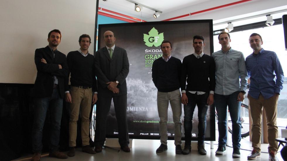 Competición Skoda Gran Fondo Buitrago - responsable
