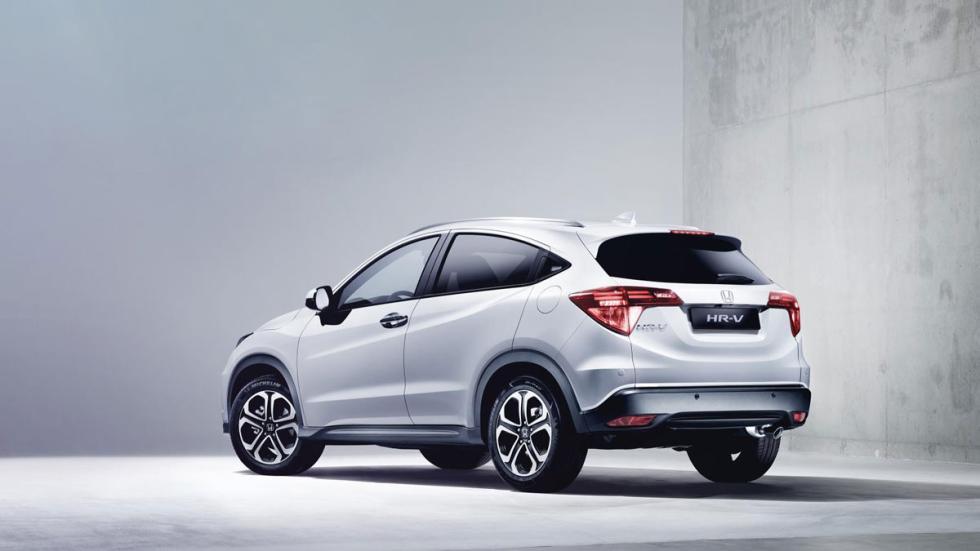 Honda HR-V 2015 trasera
